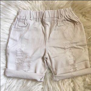Matching Sets - BOYS 3 piece short set, button up & shorts, NWT